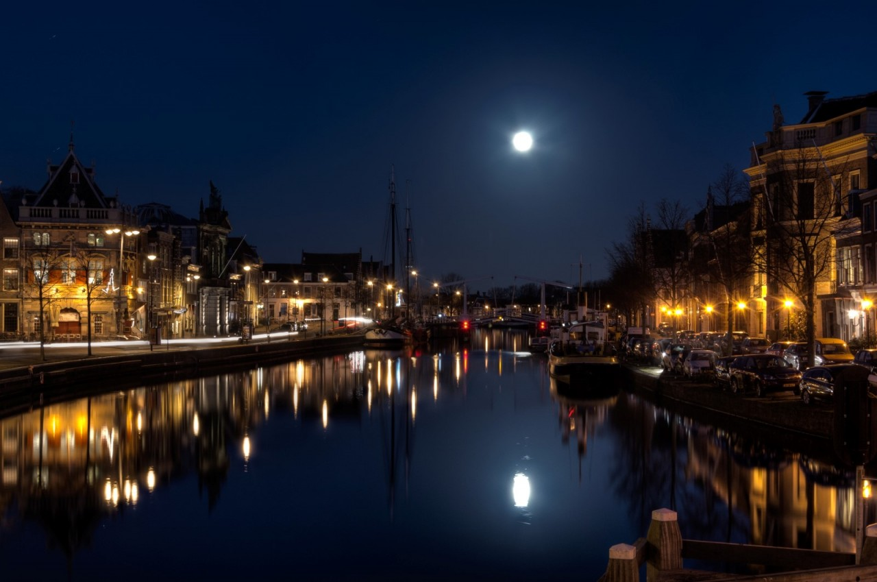 Onze standplaats is Haarlem